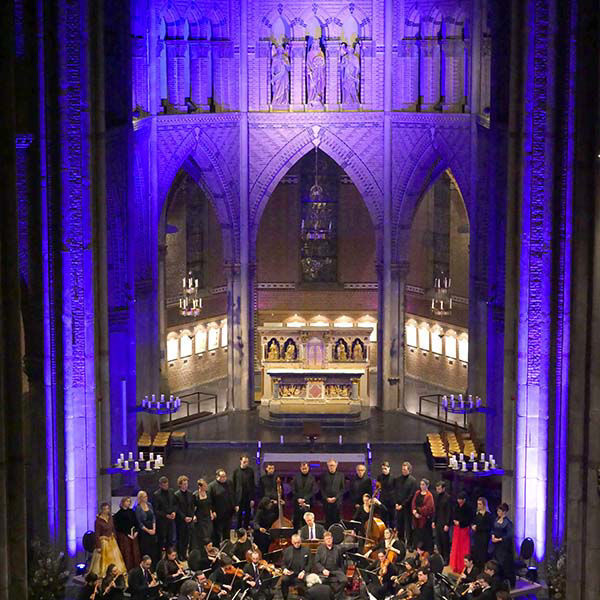 Korting Bach Friday | Matthäus Passion Bach Gent