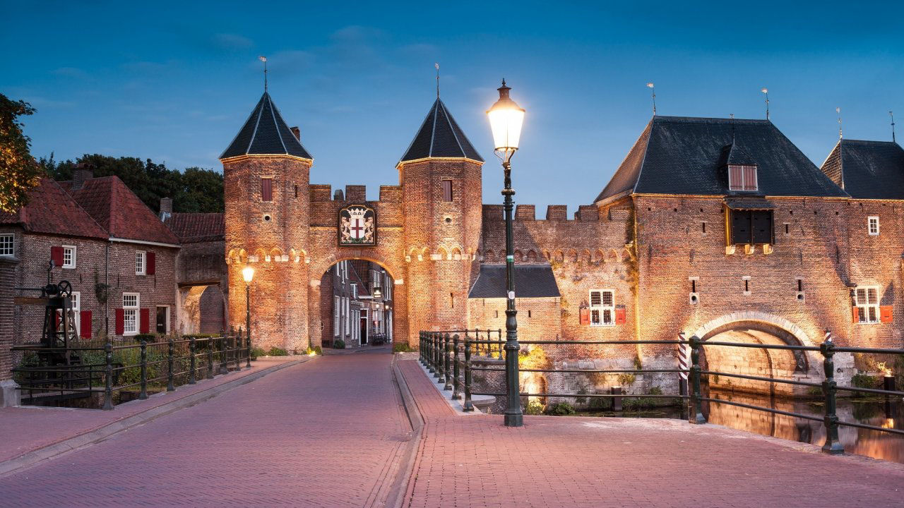 4* hotel aan het Veluwemeer nabij Amersfoort incl. 3 gangendiner Harderwijk