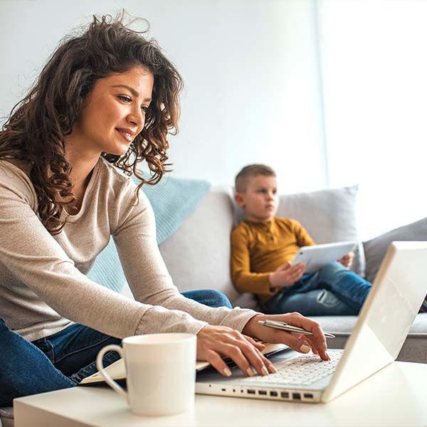 Product afbeelding: Online cursus   Trainingen voor thuis