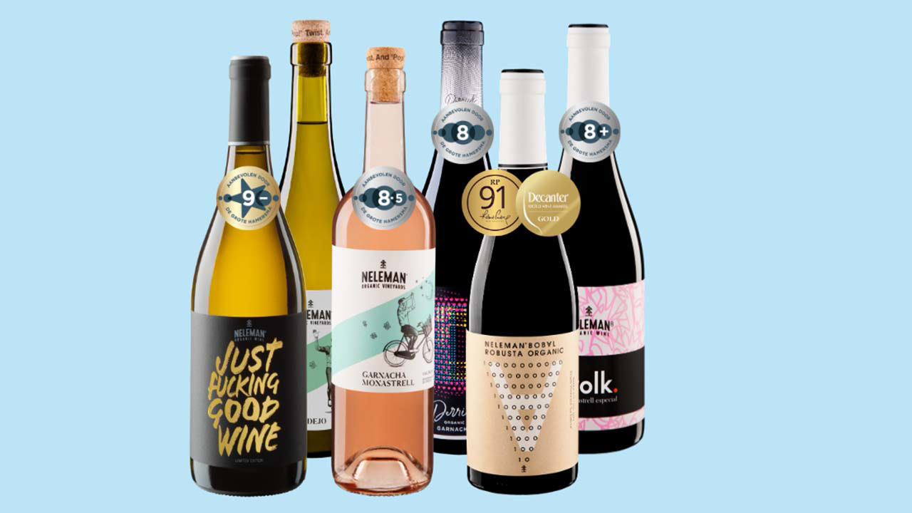 Product afbeelding: Neleman Grand Prestige Wijnpakket - Limited Edition