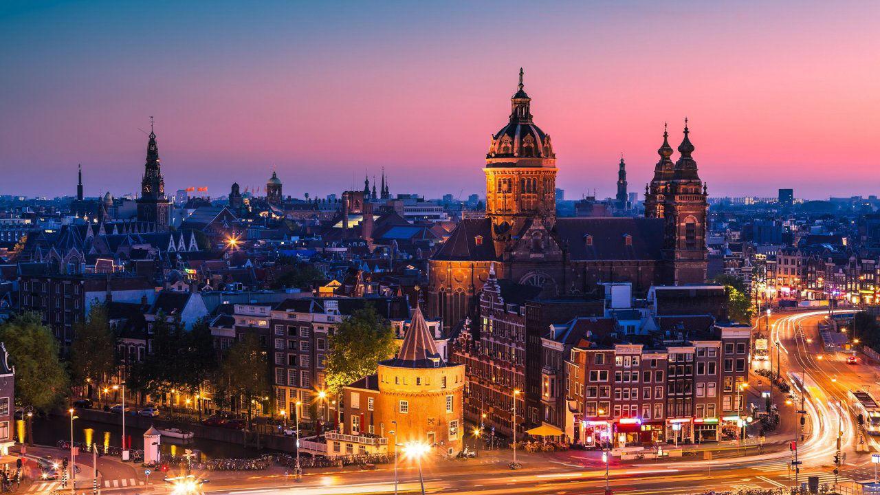 4* hotel in Amsterdam o.b.v. halfpension