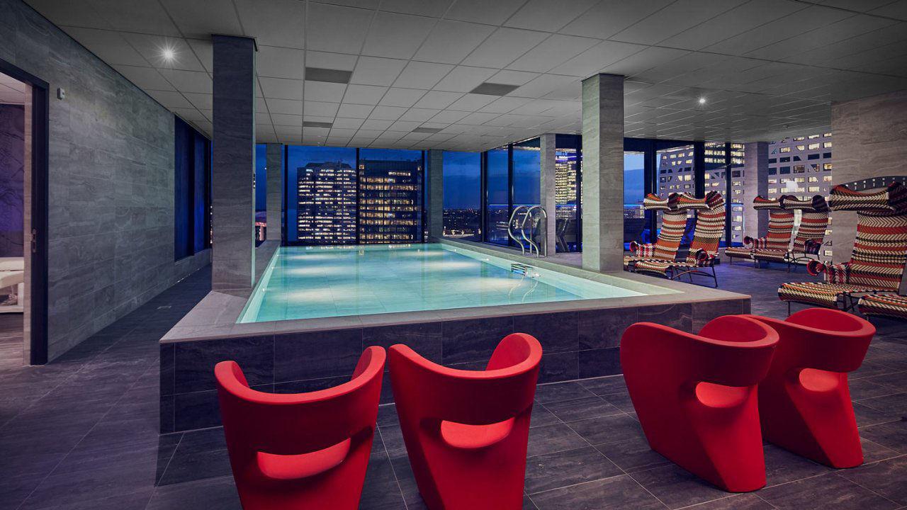 Splinternieuw hotel in Utrecht incl. 2 gangen verrassingsdiner