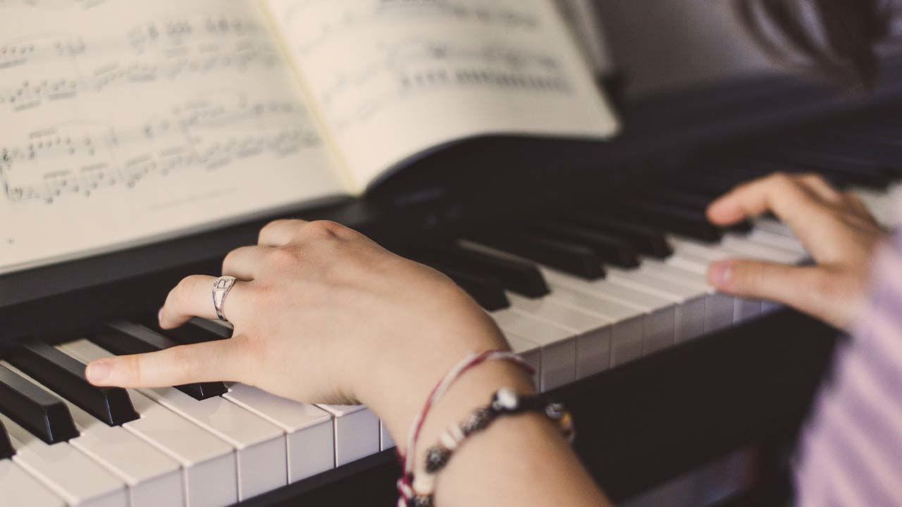 Product afbeelding: Online cursus | Piano