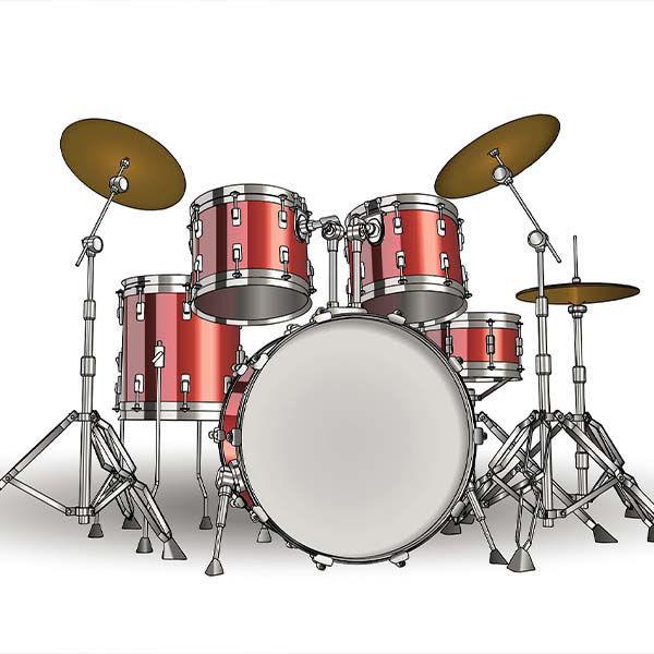 Product afbeelding: Online cursus   Drum