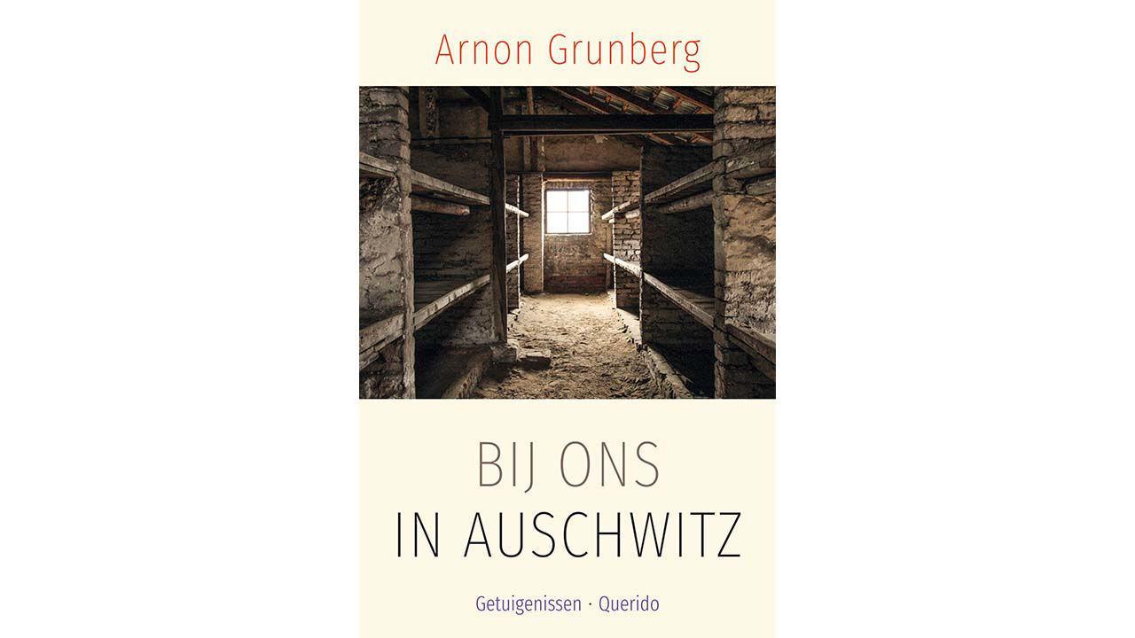 Product afbeelding: Bij ons in Auschwitz