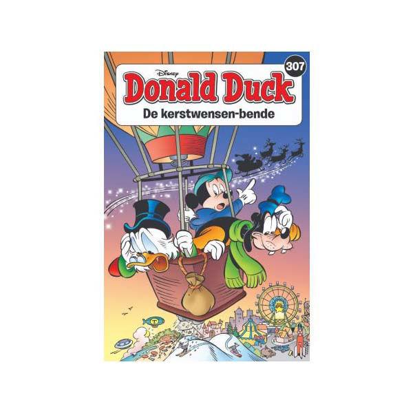Product afbeelding: Donald Duck Pocket 307