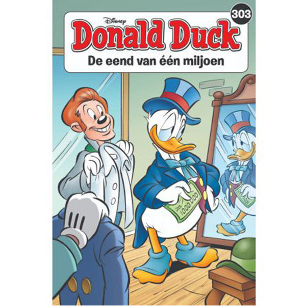 Product afbeelding: Donald Duck Pocket 303