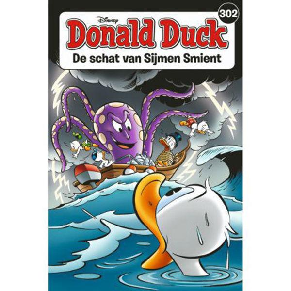 Product afbeelding: Donald Duck Pocket 302