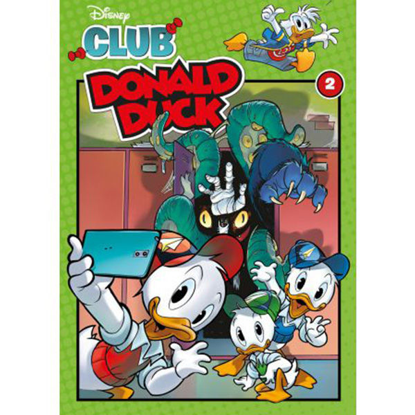Product afbeelding: Club Donald Duck Pocket 2