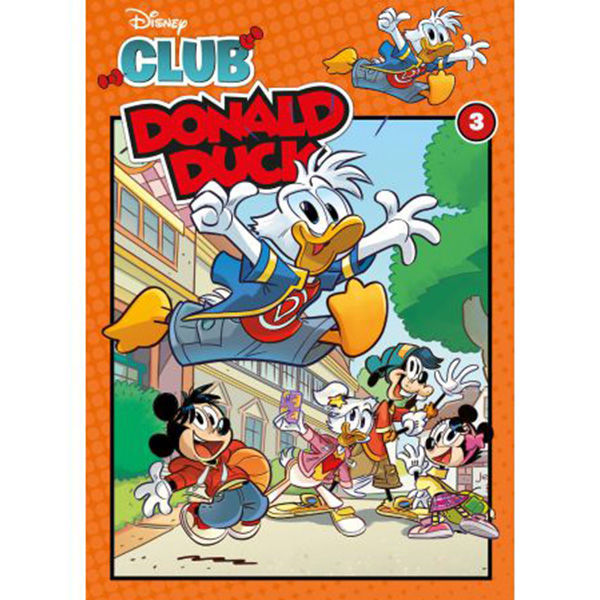 Product afbeelding: Club Donald Duck Pocket 3
