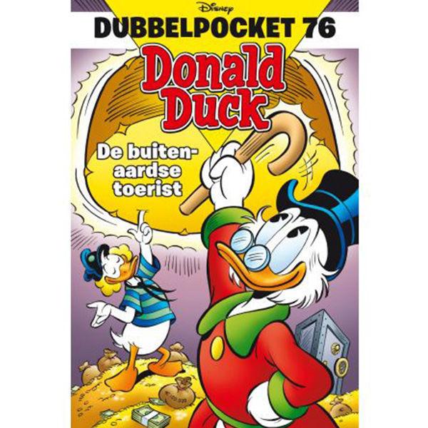 Product afbeelding: Donald Duck Dubbelpocket 76