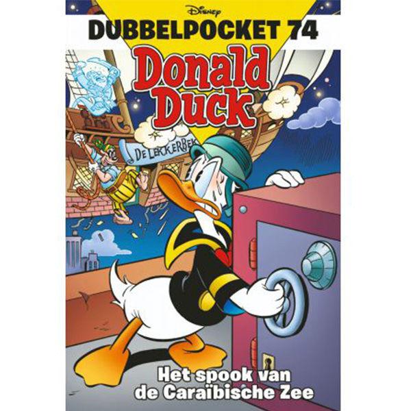 Product afbeelding: Donald Duck dubbelpocket 74