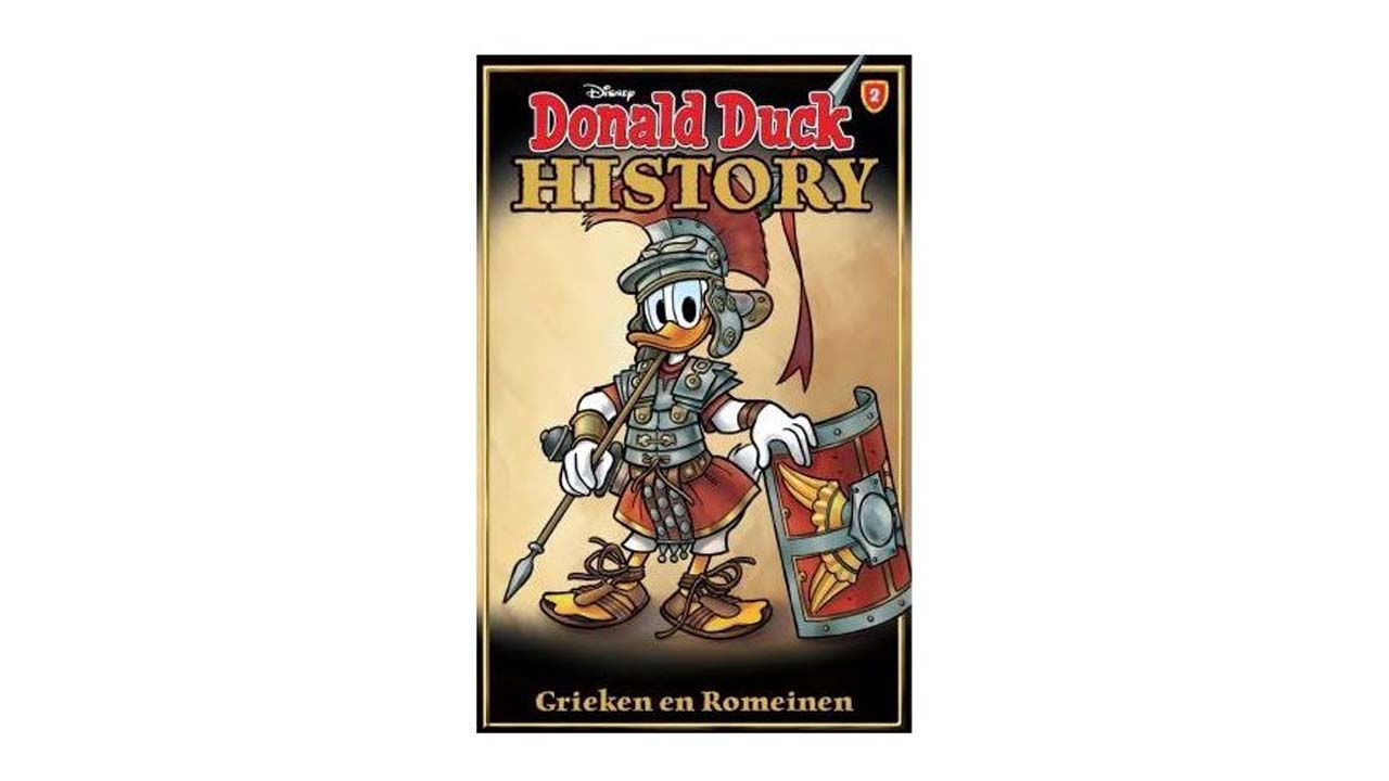 Product afbeelding: Donald Duck History Pocket 2