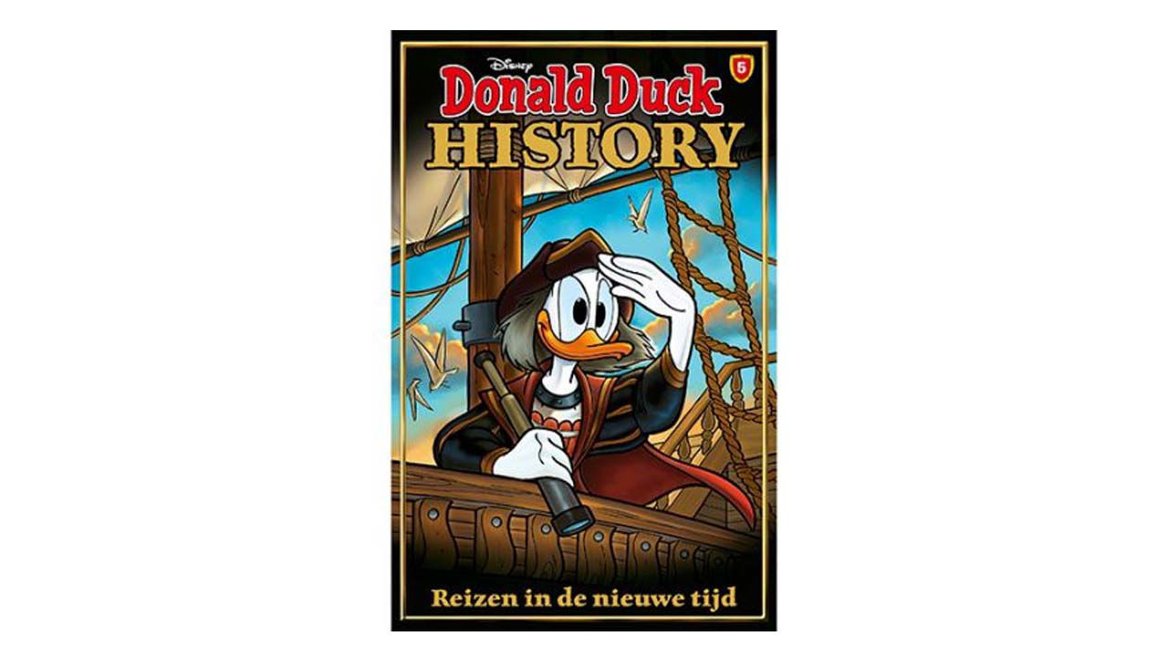 Product afbeelding: Donald Duck History Pocket 5