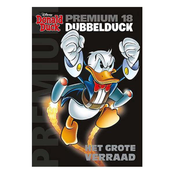Product afbeelding: Donald Duck Premium pocket 18