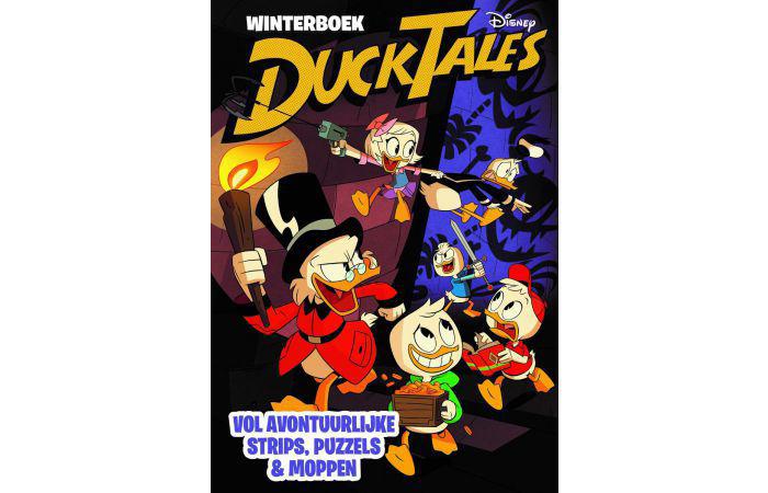 Product afbeelding: DuckTales Winterboek 2020