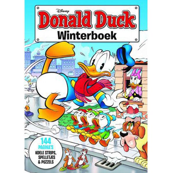 Product afbeelding: Donald Duck Winterboek 2020