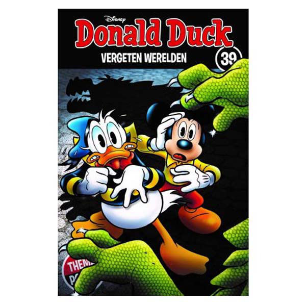 Product afbeelding: Donald Duck Themapocket 39