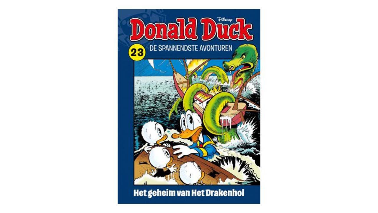 Product afbeelding: Donald Duck Spannendste avonturen 23