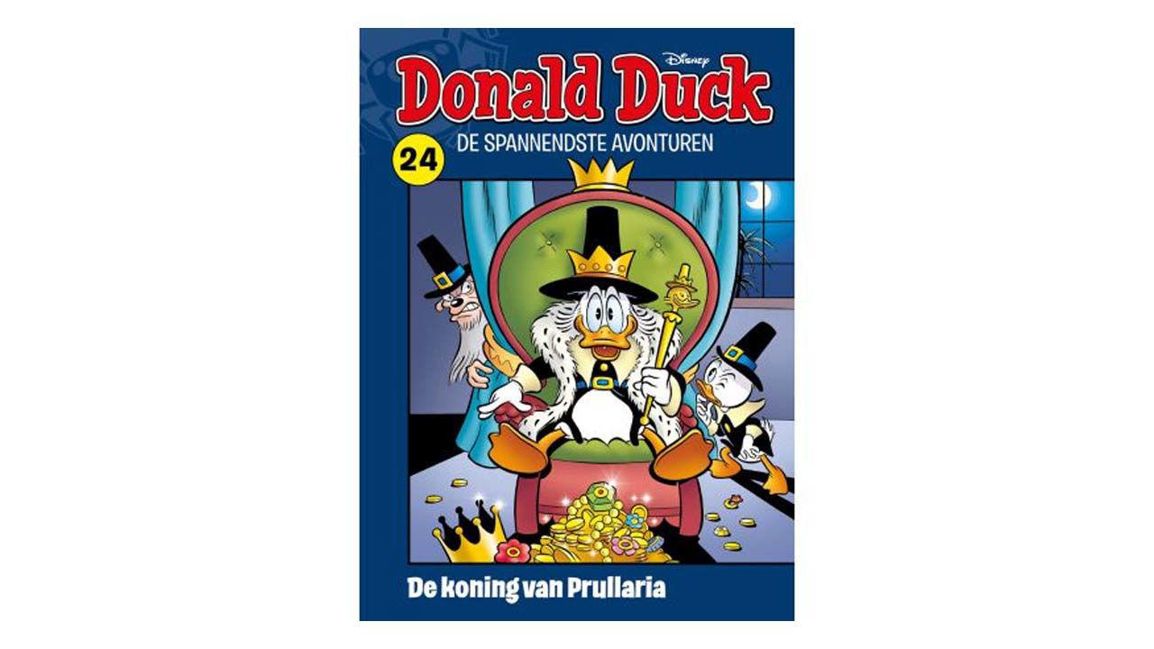 Product afbeelding: Donald Duck Spannendste Avonturen 24