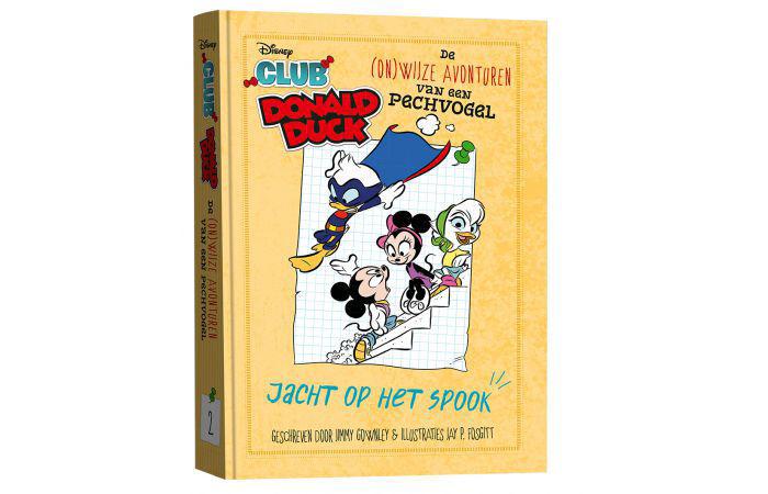 Product afbeelding: Club Donald Duck Boek 2