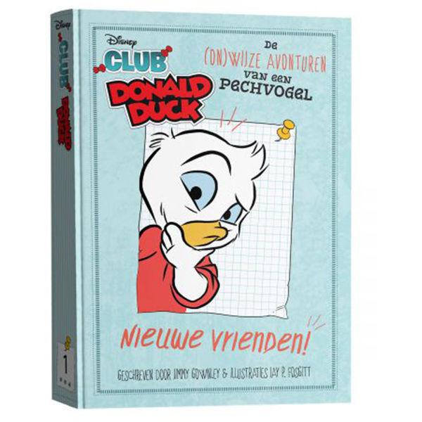 Product afbeelding: Club Donald Duck Boek 1
