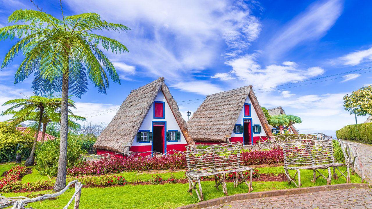 Product afbeelding: Appartement op bloemeneiland Madeira incl. retourvlucht en ontbijt