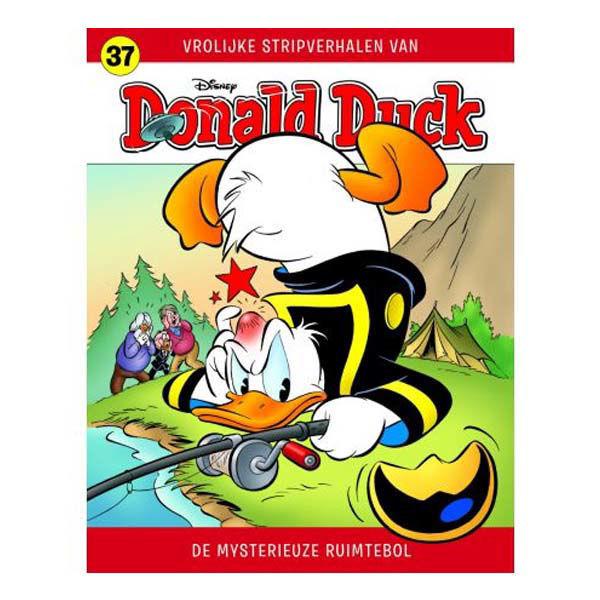 Product afbeelding: Donald Duck Vrolijke stripverhalen 37