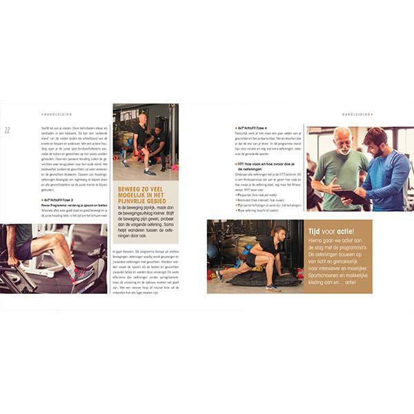 Korting 4xT® ArtroFitness boek