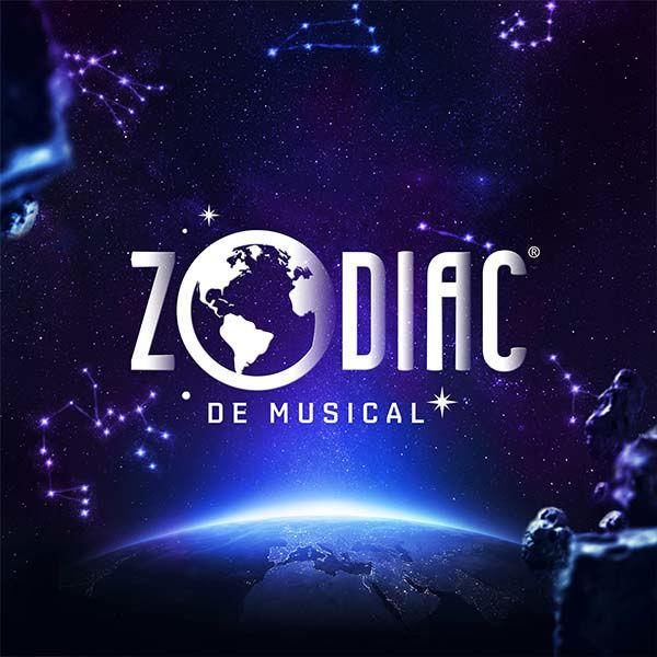 Product afbeelding: ZODIAC de musical