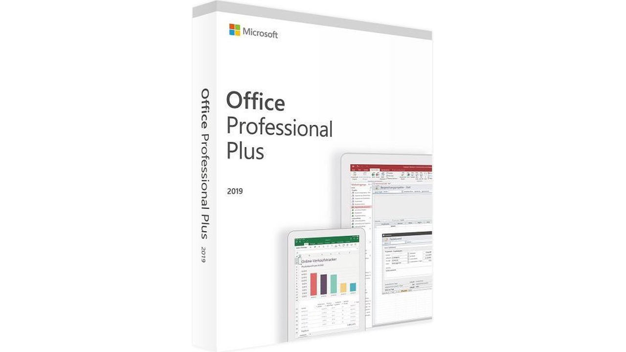 Product afbeelding: Microsoft Office 2019 licentie