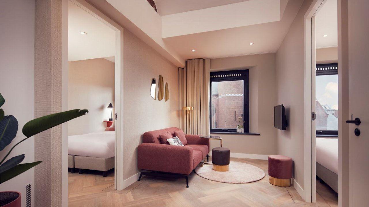 Korting Uniek hotel in hartje Utrecht