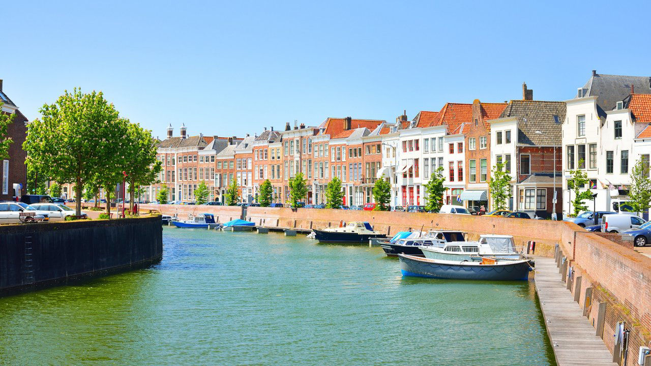 Product afbeelding: 4*-hotel in Middelburg incl. ontbijt