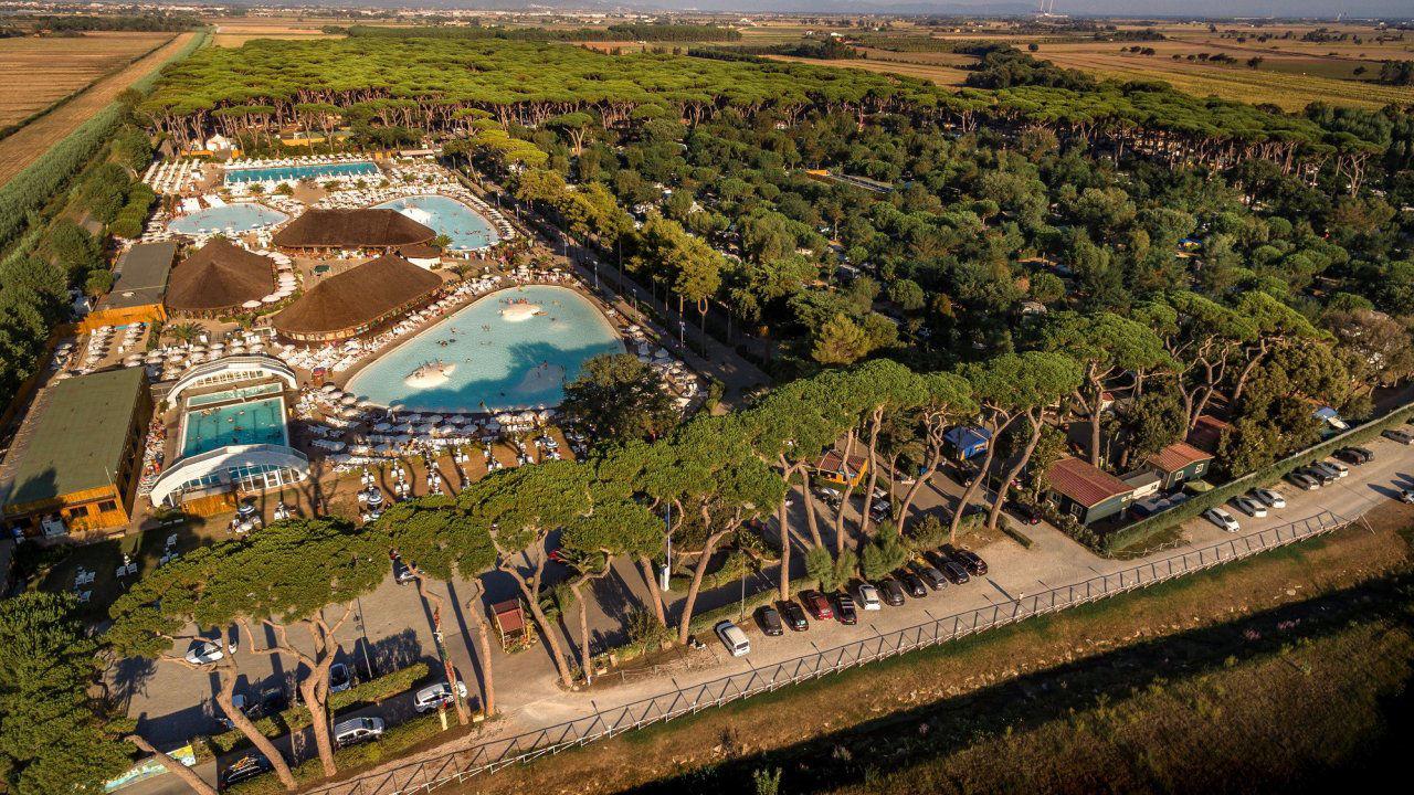 Product afbeelding: Vakantiepark nabij de kust in Italië