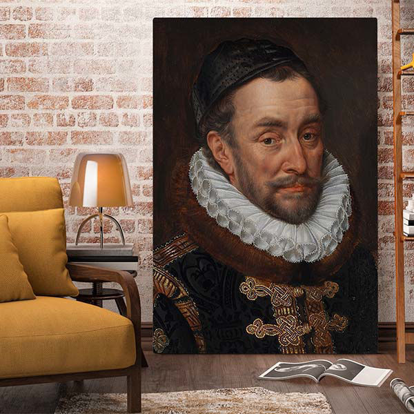 Product afbeelding: Oude meesters canvas