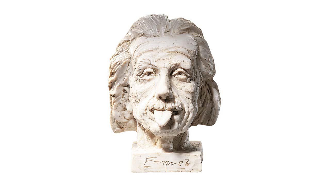 Product afbeelding: J. Nemecek beeld 'Einstein'