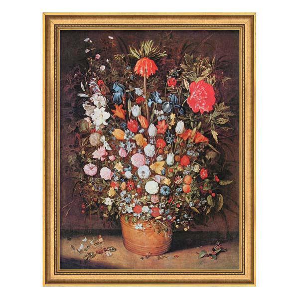 Product afbeelding: Jan Brueghel Schilderij 'Stilleven met bloemen'