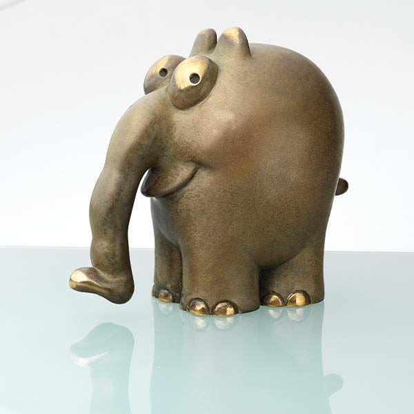 Product afbeelding: Otto Waalkes sculptuur 'Ottifant'