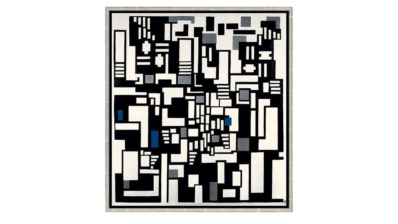Product afbeelding: Compositie IX, opus 18