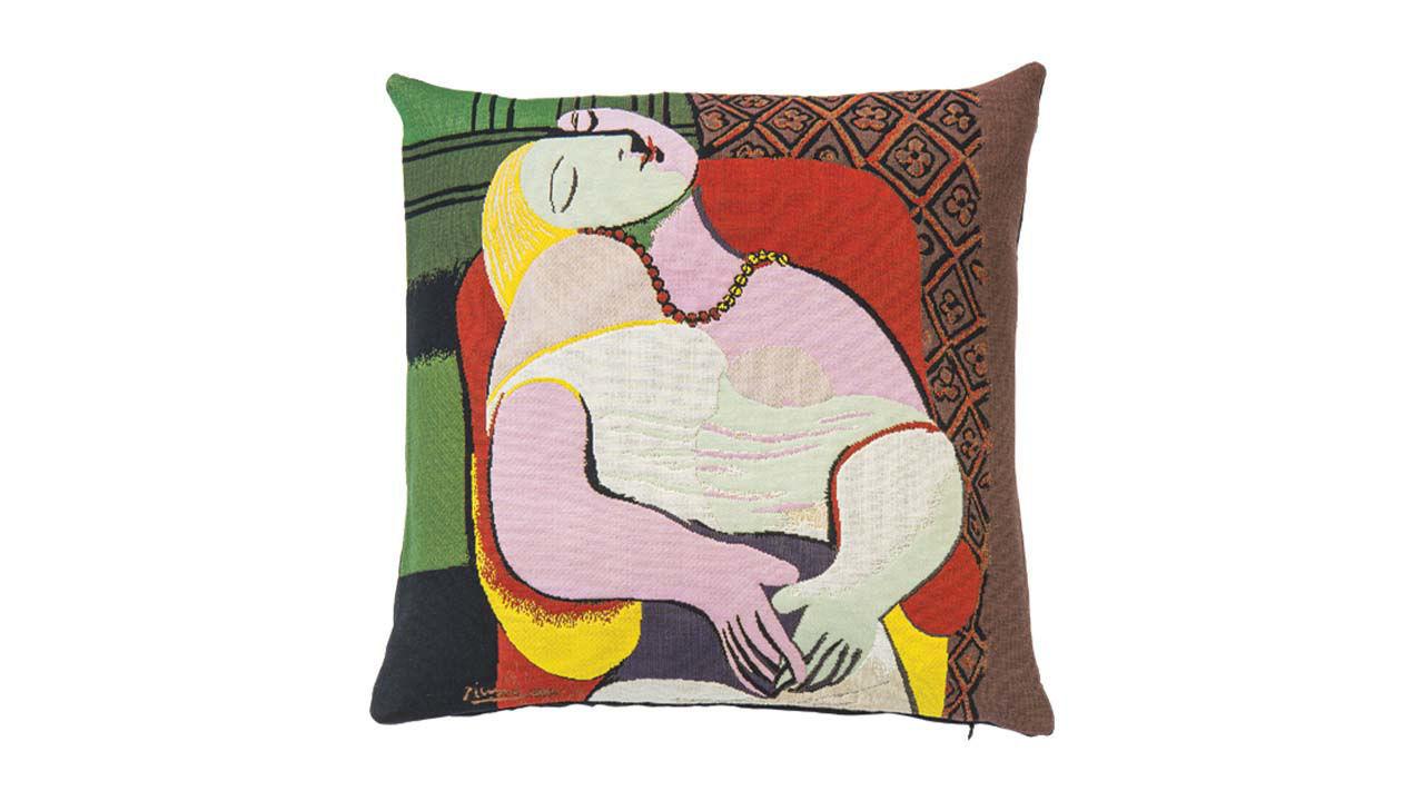 Product afbeelding: Pablo Picasso kussen 'De droom'