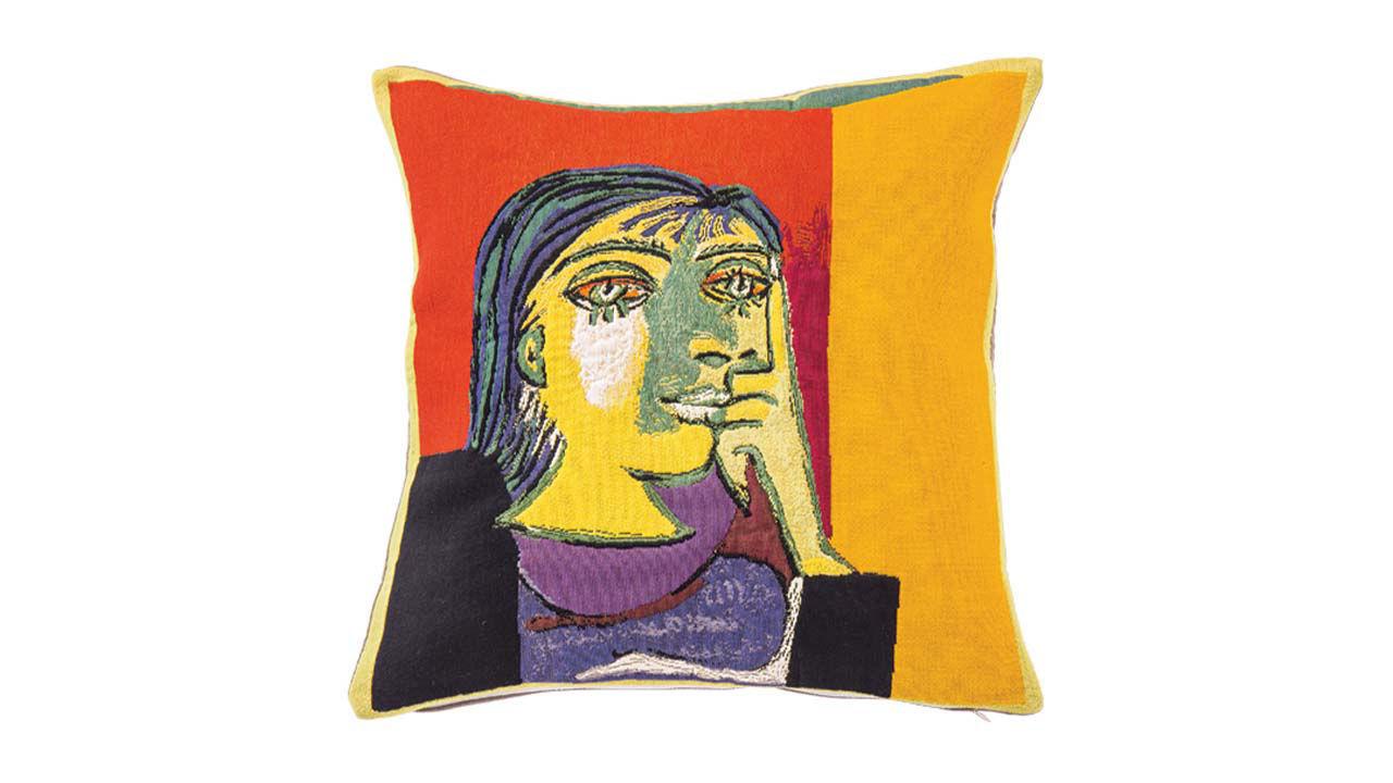Product afbeelding: Pablo Picasso kussen 'Dora Maar'