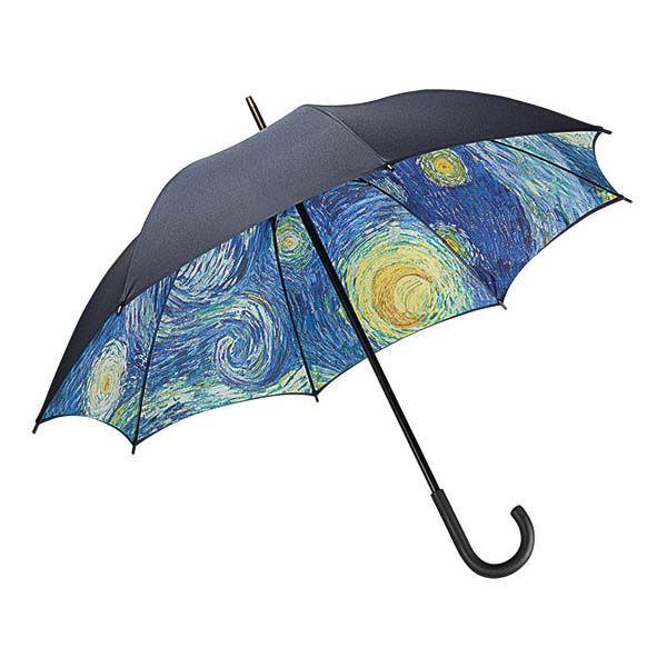 Product afbeelding: Vincent van Gogh paraplu 'Sterrennacht'