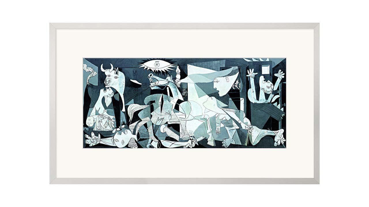 Product afbeelding: Pablo Picasso schilderij 'Guernica'