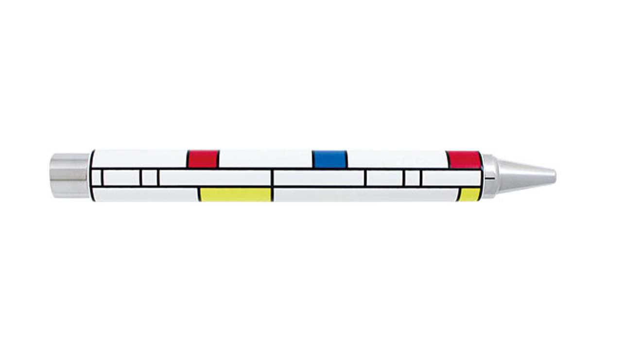 Product afbeelding: Balpen Piet Mondriaan