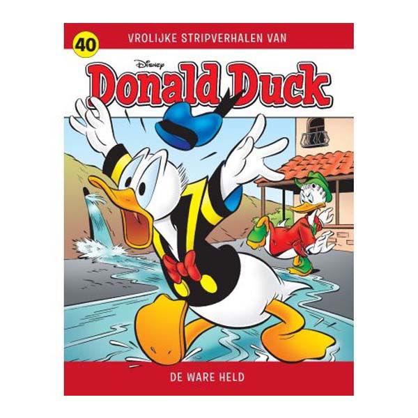 Product afbeelding: Donald Duck Vrolijke Stripverhalen 40