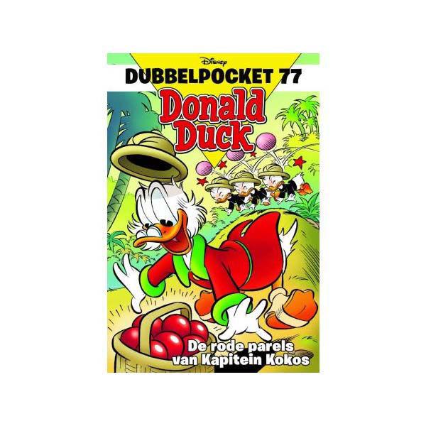 Product afbeelding: Donald Duck Dubbelpocket 77