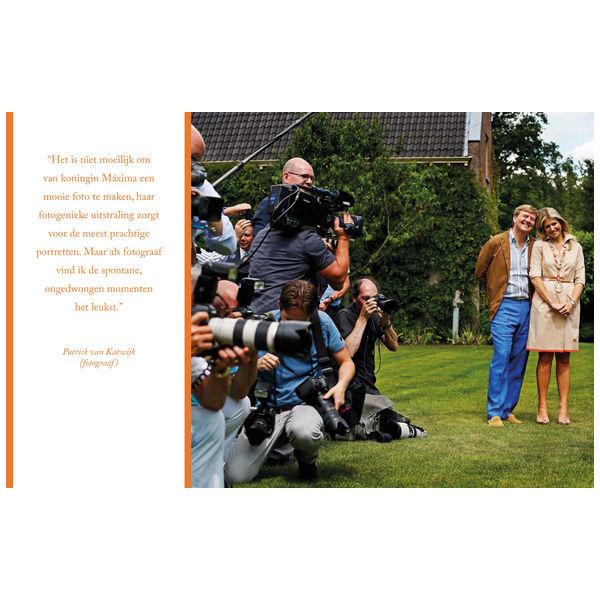 Product afbeelding: Fotoboek Máxima - Glans van Oranje