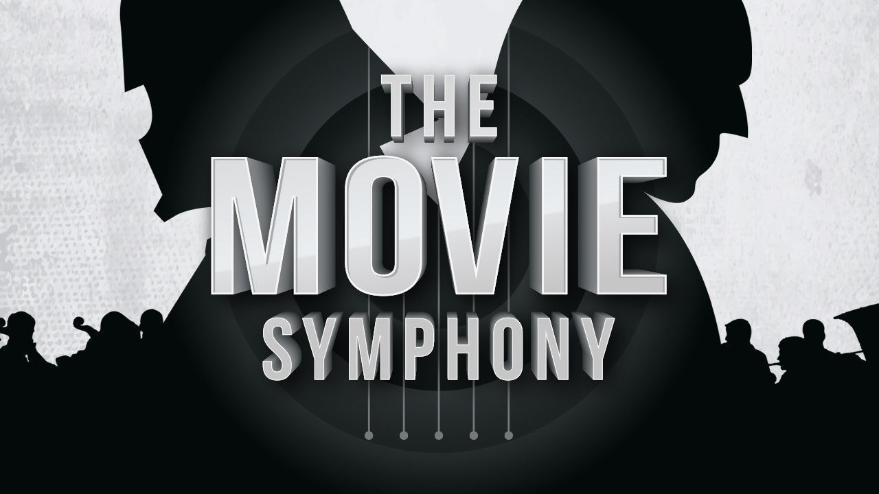 Product afbeelding: The Movie Symphony