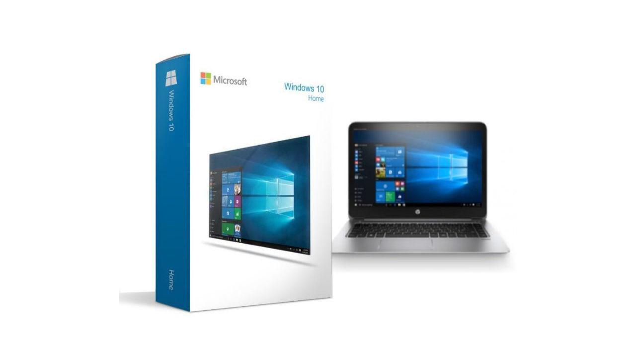 Product afbeelding: Microsoft Windows 10 licentie