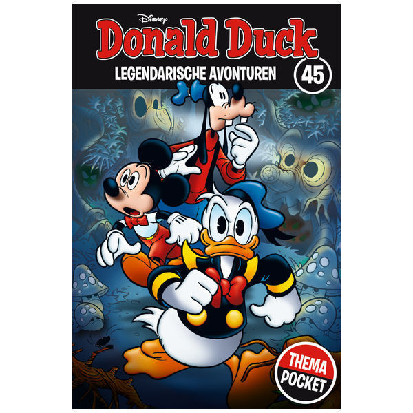 Product afbeelding: Donald Duck Themapocket 45